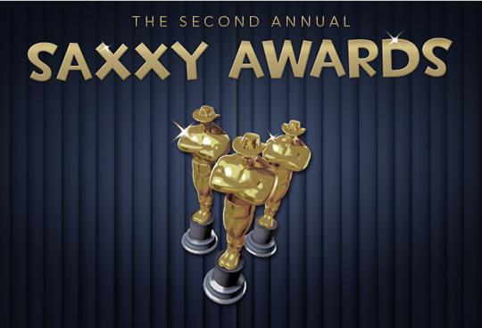 Second Annual Saxxy Awards
