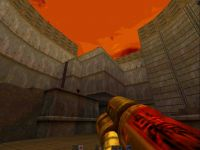 Quake 2 on PowerVR PCX2