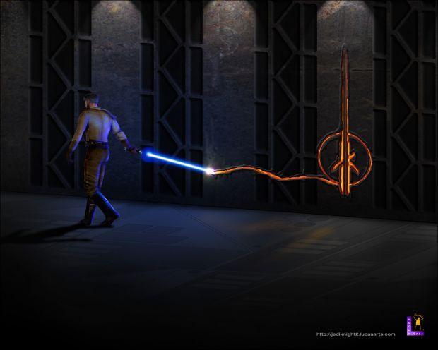 Star Wars JK 2 Wallpaper