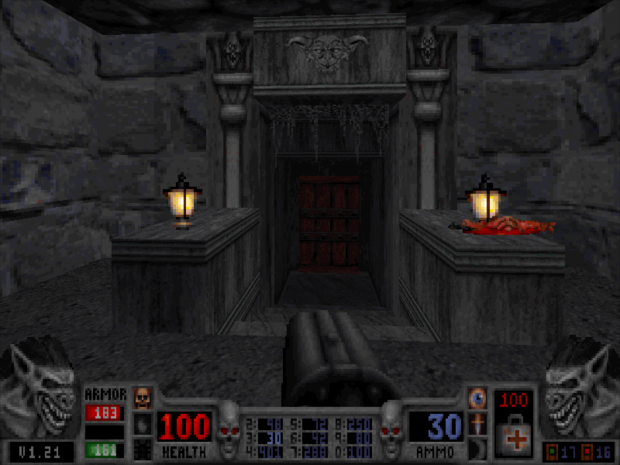 Blood - Cryptic Passage