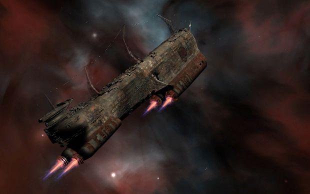 Pirate's starship