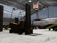 Vehicle Update: Forklift