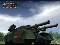 Vehicle Update: Soviet Mammoth Tank