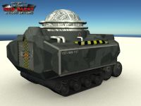 Vehicle Update: Soviet Tesla Tank