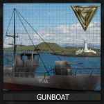 Allied Gunboat PT Icon
