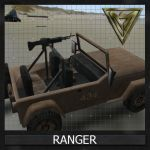 Allied Ranger PT Icon