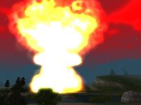 Nuclear Explosion 3 (New Lighting)