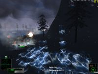 Complex - Tank Battle with Mobile Gap Generator support