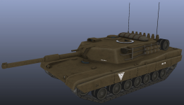 Allied Medium Tank WIP