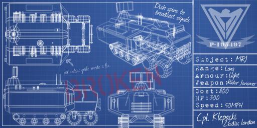 Radar Jammer Blueprint
