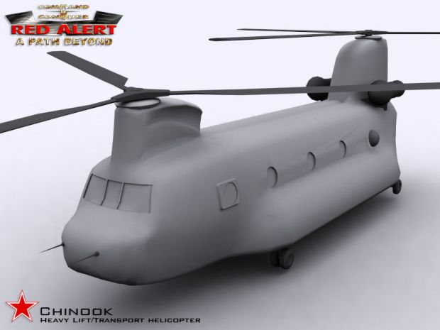 Soviet Chinook - Work in Progress