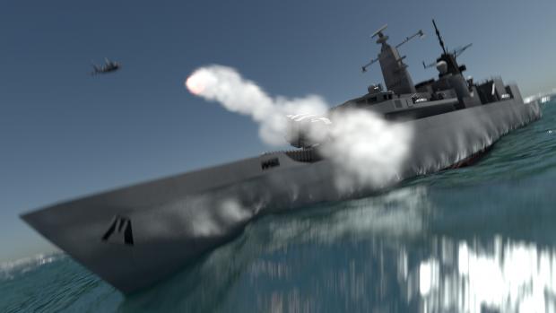 Allied Destroyer