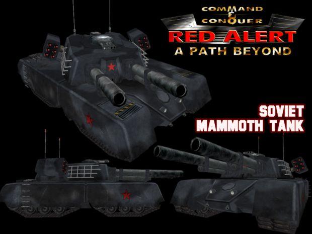 Soviet Mammoth Tank