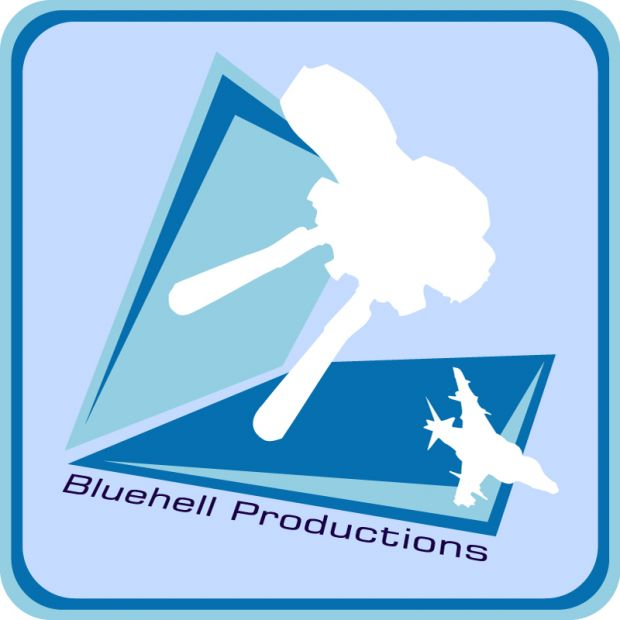 Bluehell Productions Logo