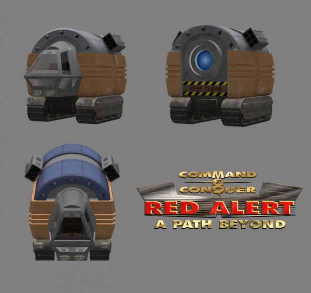 Allied Chrono Tank