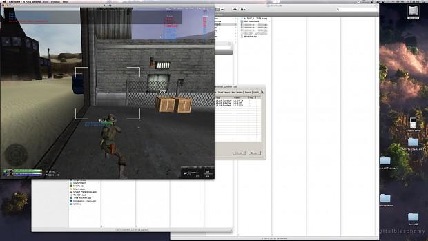 RA:APB on Mac OS X
