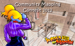 WoP Community Mapping Contest 2012