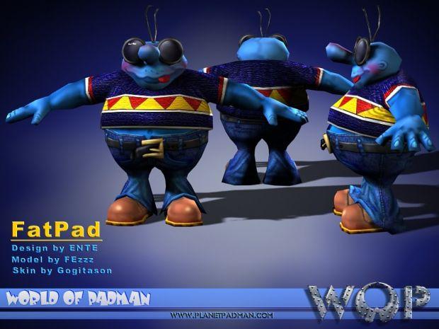 The FatPad!