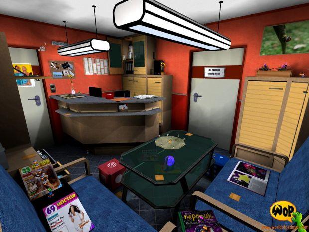 GlowStar's Anteroom - Mainroom