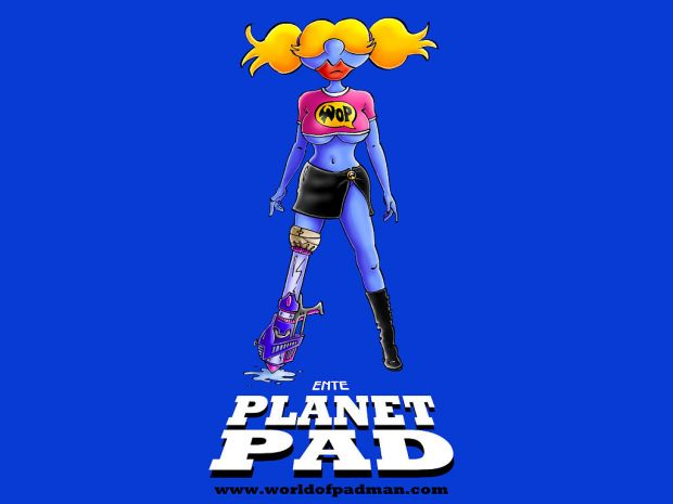 Planet Pad - One Year World of Padman Standalone