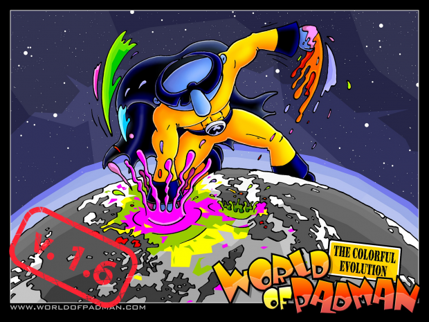 World of Padman v.1.6