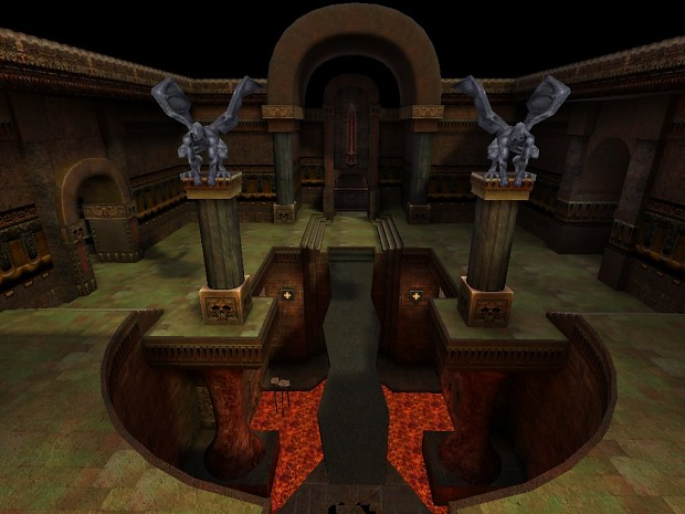 M3D Quake 3 Arena Level Viewer