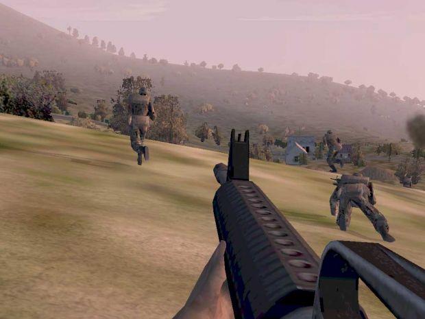 In-game Screens