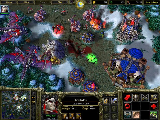 Screenshot image - Warcraft III: Reign of Chaos - Mod DB Screenshot image - Warcraft III: Reign of Chaos - 웹