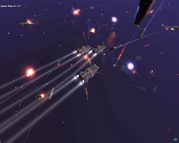 Homeworld2 skirmish