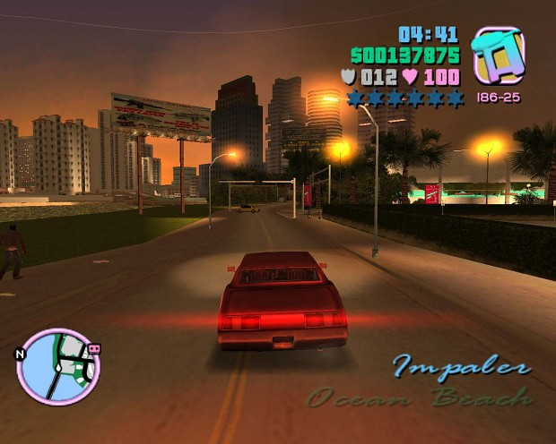Vice City true 80 vibe