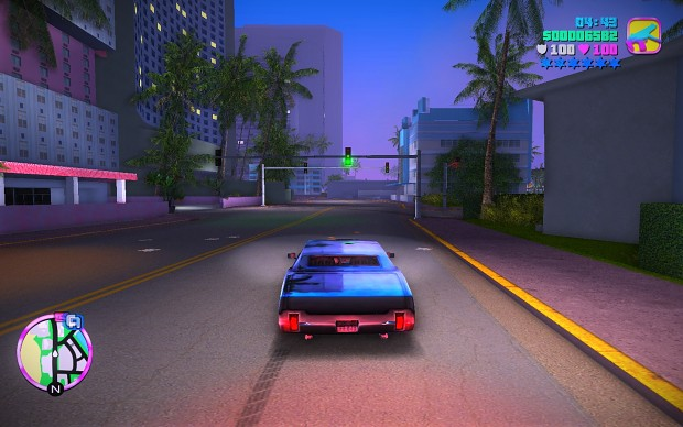 Enhanced Vice City HD +  SweetFxENB Series