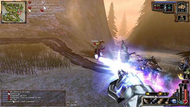 Pulse Gun and Imobilizer vs Predators