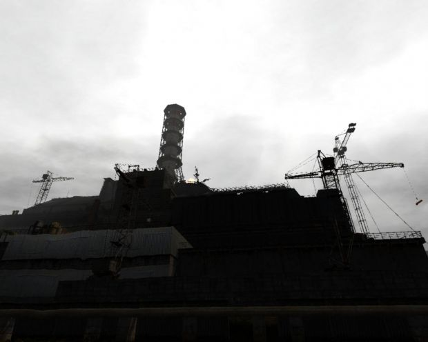 Chernobyl NPP