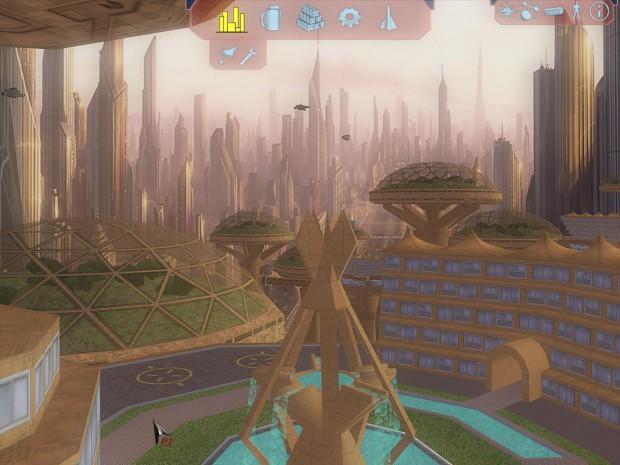 Crossfire cityscape example