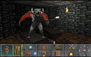 Daggerfall Screens