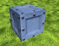 New Metal Crate