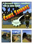 Sample Of Comic Created In Sandbox By Stefos