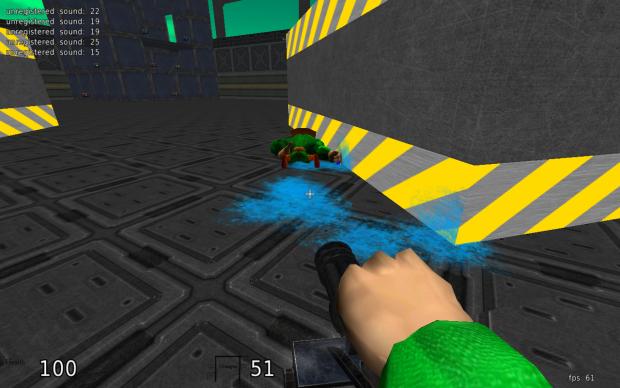 Water Gun Wars