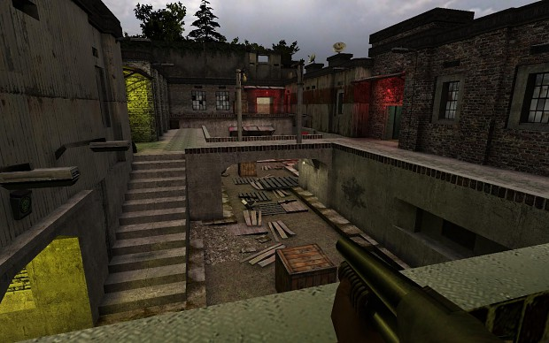 Fort Knox map