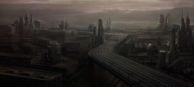 Dark Revelations: the city