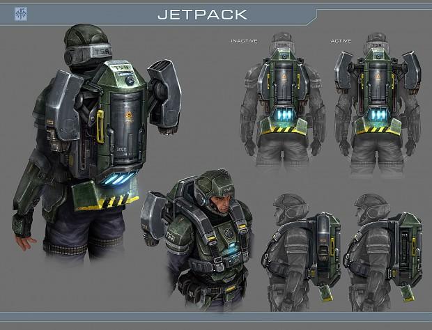 Jetpack Concept