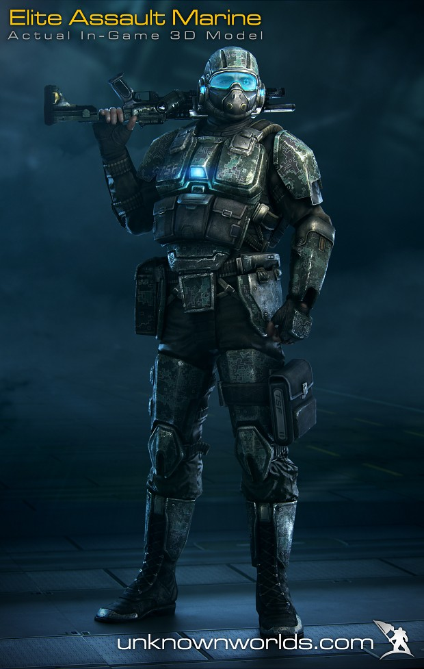 Elite Assault Marine