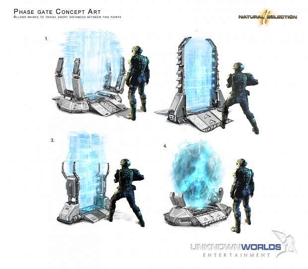 Phase Gate concepts