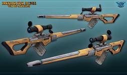Atreides Sniper Rifle
