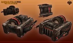 Harkonnen Flame Tank