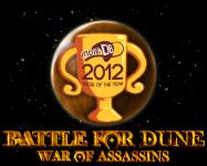 Battle for Dune: War of Assassins IGOTY 2012