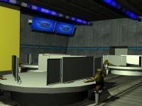 Atreides Construction Yard Interior