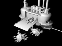 Harkonnen Refinery