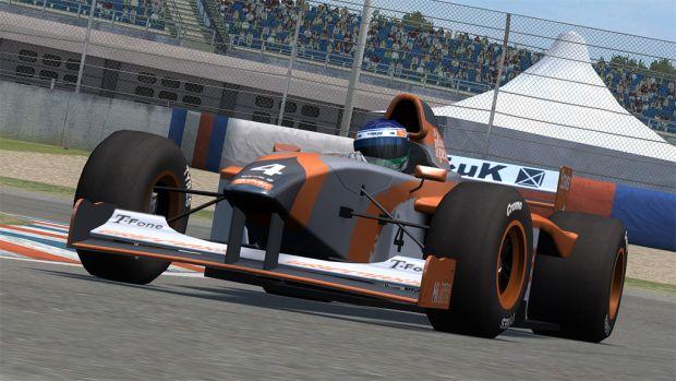 Formula V8 (FO8)