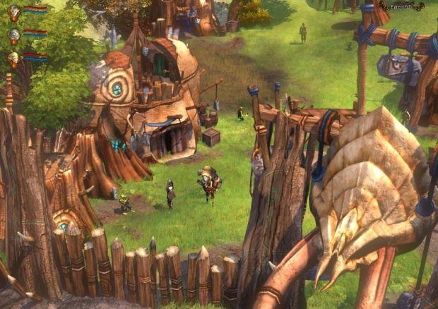 Silverfall Screenshots (3D Gamers)